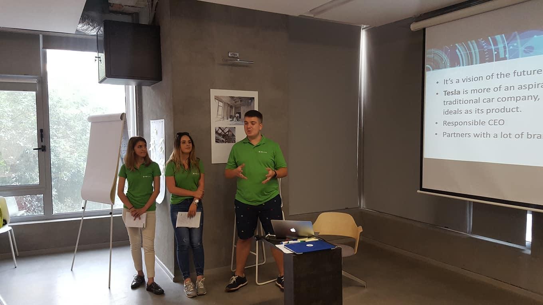 CEO pentru 1 zi OTP Leasing Romania