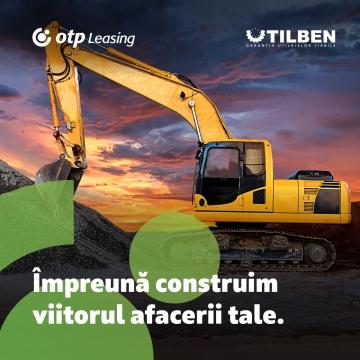 OTP Leasing și Utilben – Împreună construim viitorul afacerii tale!