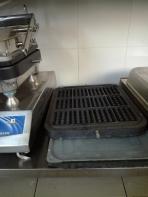 Masina de facut tarte si vafe cu 2 matrite F202 MT F202 PL 17